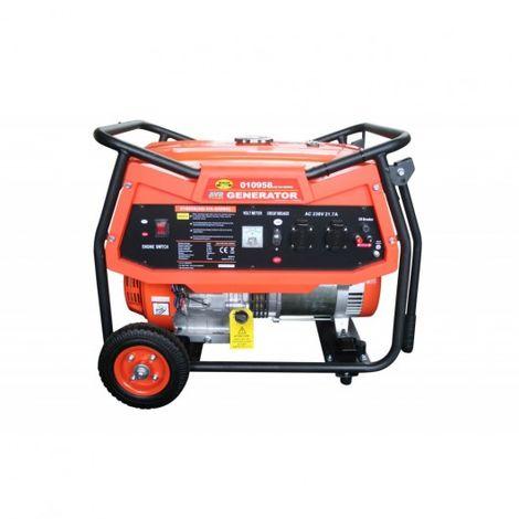 2500w 230v generador portátil de CE + 12 Vdc