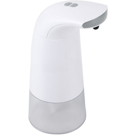 250ml Hand Washer Gel Bottle Automatic Soap Dispenser Wall-mounted with Intelligent Infrared Sensor Touchless Soap Dispensers