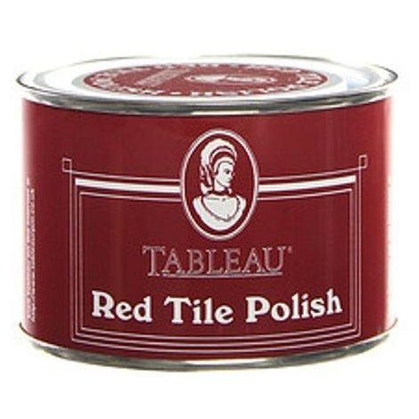 250ml Tableau Red Tile Polish - Box of 12