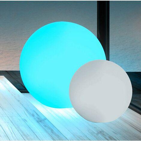 "main image of ""250mm Solar Ball Garden light"""