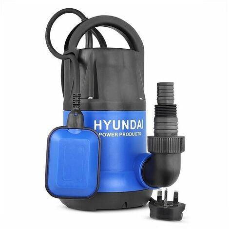 250w Electric Clean Water Submersible Pump by Hyundai   HYSP250C