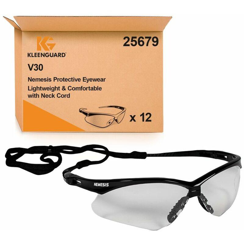 Image of Jackson Safety 25679 Jackson V30 Nemesis Spectacles Clr A/M Lens