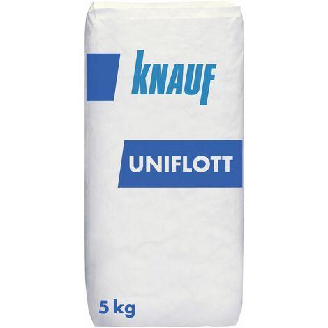 25kg Knauf Uniflott Gips-Spachtelmasse
