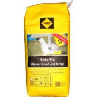 25kg SAKRET Setz-Fix Schnellbeton Gartenbeton