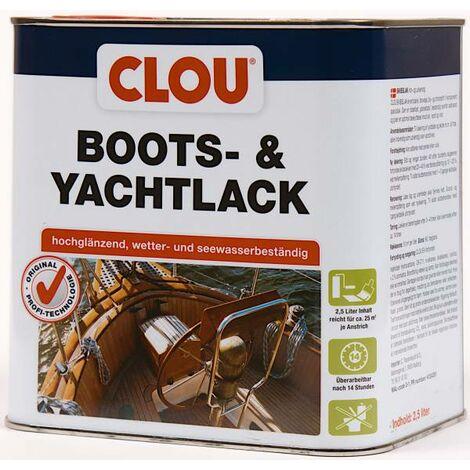 2,5L Clou Boots- & Yachtlack transparent