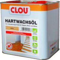 2,5L Clou Hartwachsöl farblos