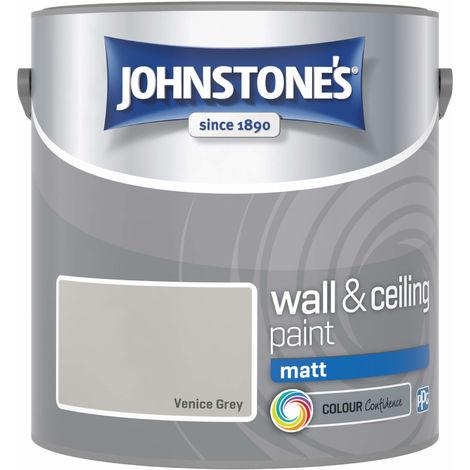2.5L Johnstones Matt Venice Grey