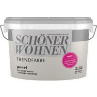 2,5L SW-Trend Wandfarbe matt Pearl