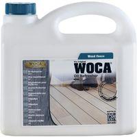 2,5L WOCA Öl-Refresher Weiss Holzbodenpflegemittel