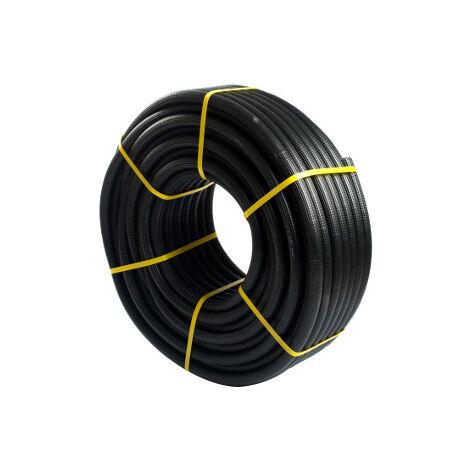 25m. tubo corrugado forrado Forroplast PVC ø20mm