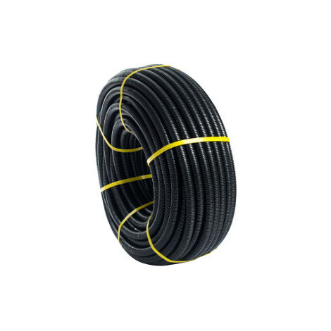 25m. tubo corrugado PVC ø25mm