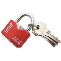 25mm Amtech Padlocks for Gate, Shed, Locker, Bike & Suitcase