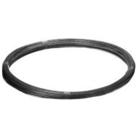 25x E/D/E Eisendraht geglüht 4,0 mm ca 25,0 kg