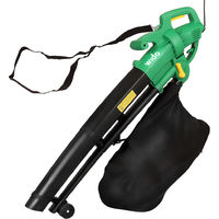 2600W Garden Leaf Blower/Vacuum