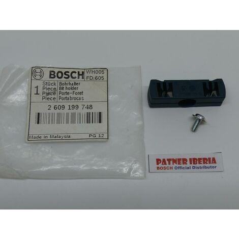 2609199748 Portabrocas: Genuine BOSCH spare-part