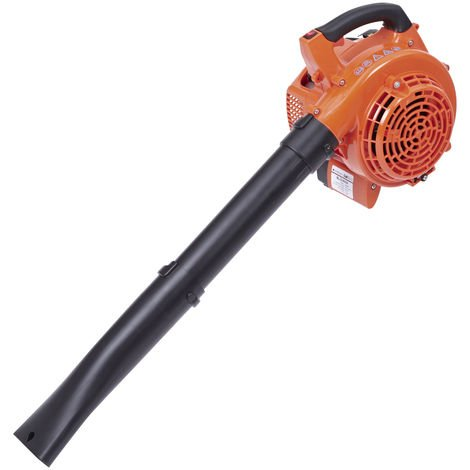 26cc Powerful Handheld Petrol Leaf Blower Cordless Garden Vac Cleaner 0.75KW