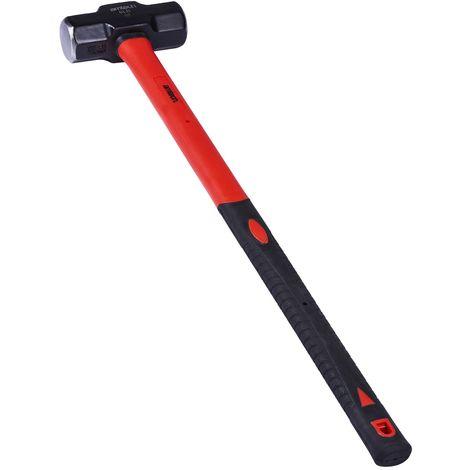2.7kg (6lb) Sledge Hammer - Fibreglass Shaft