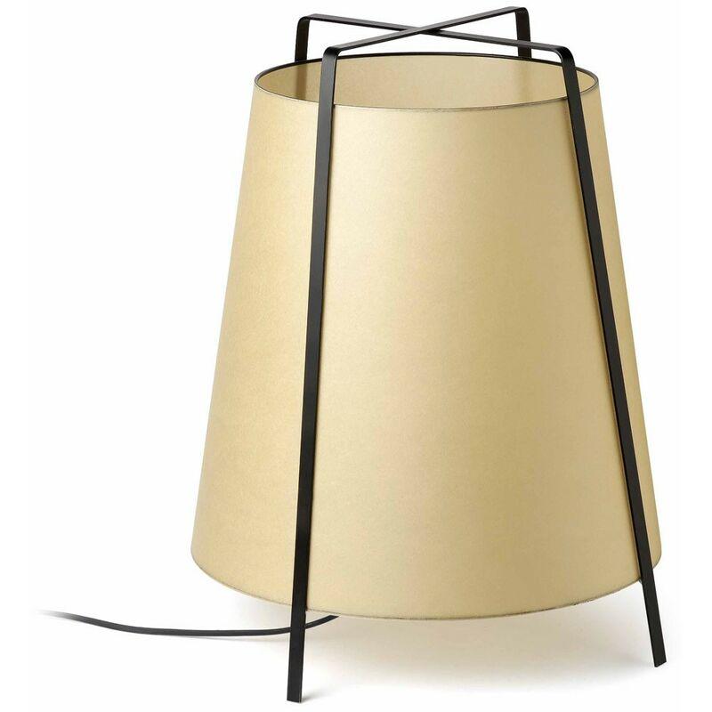 28371 - Akane-G Lampada Da Tavolo Beige - FARO