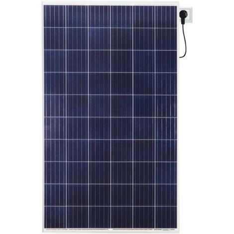 285 Watt Photovoltaik Balkonkraftwerk Plug & Play Solaranlage für die Steckdose