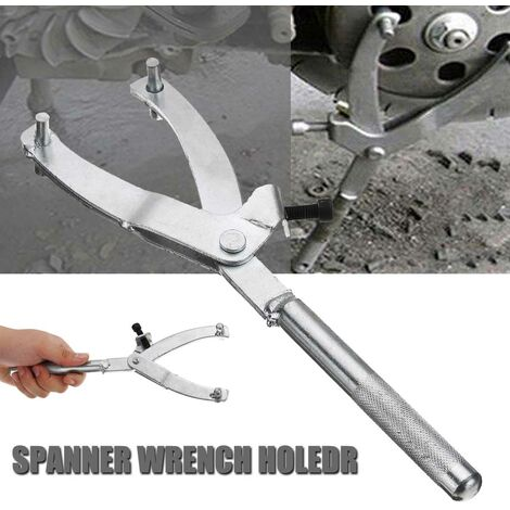28cm motocicleta ATV Scooter llave variador volante motor embrague titular removedor extractor herramienta