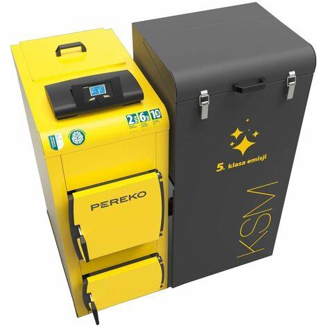 28kW Power Efficient Heating 5th Energy Class Boiler Eco-Pea Coal PerEko KSM