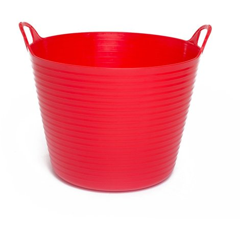 28L Extremely Strong Flexible Buckets - Blue