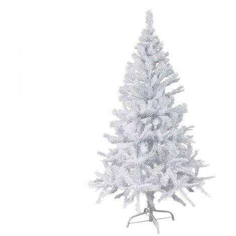 294235 Árbol sintético de navidad mod. BIANCONATALE 60cm y 60 puntas (blanco)