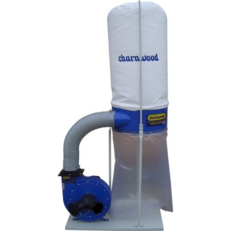 2HP Single Bag Dust Extractor