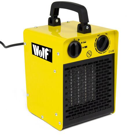 2kw Industrial Fan Assisted Heater