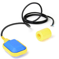 2m 250V 16A Float Switch submersible water pump level controller
