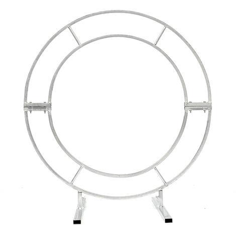 2M circular Wedding Arch Frame