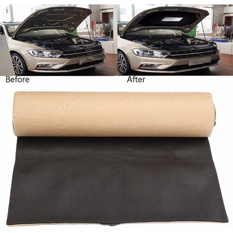 2m rouleau auto-adhésif de voiture Van mousse à cellules Proofing Isolation acoustique épais de 5 mm au Royaume-Uni