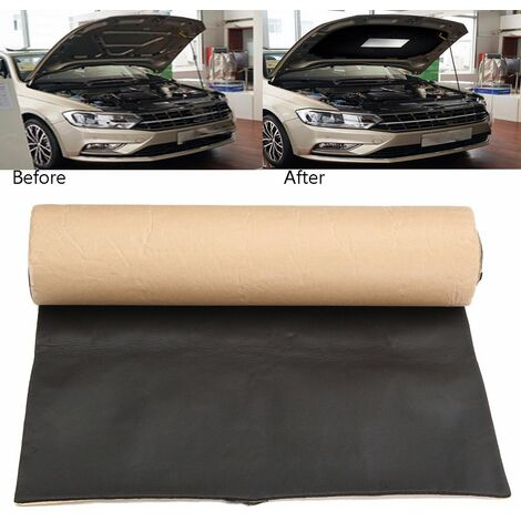 2m Self Adhesive Roll Car Van Foam Cell Proofing 5mm Thick Sound Insulation UK