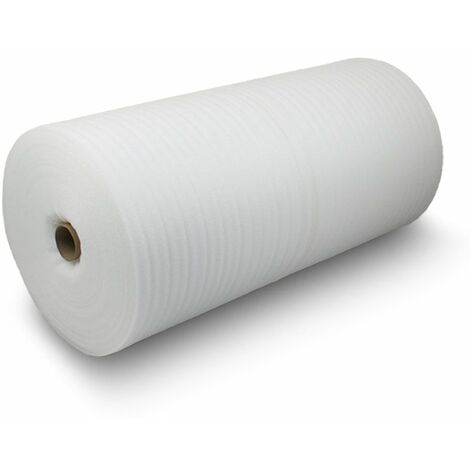 "main image of ""2mm 50m² Trittschalldämmung PE-Schaumstofffolie Dämmunterlage Laminat Parkett"""