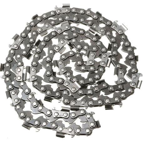 2PCS 20 `` 76 Links 0.325 Chain 1.5mm Motosierra Gasolina Herramienta de metal Repuesto