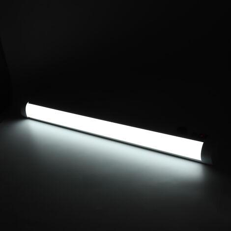 2pcs 90cm 72led Tubo de luz de aluminio para oficina en casa 220V