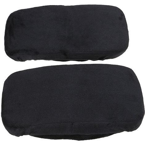 2pcs apoyabrazos silla cojín bras codo descanso espuma de memoria