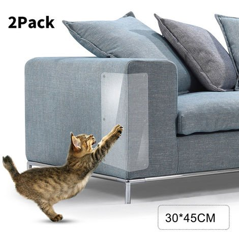"""main image of """"2pcs/lot Couch Scratch Guard Self-adhesive Furniture Sofa Claw Protector Sticker Pad"""""""
