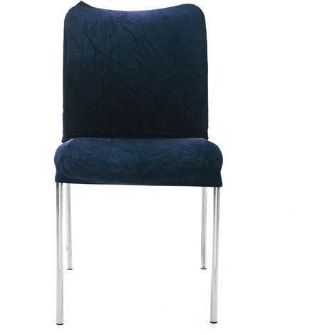 2Pcs Universal Stretch Cushion Cover Anti-Fouling Reinforced Plush Chair