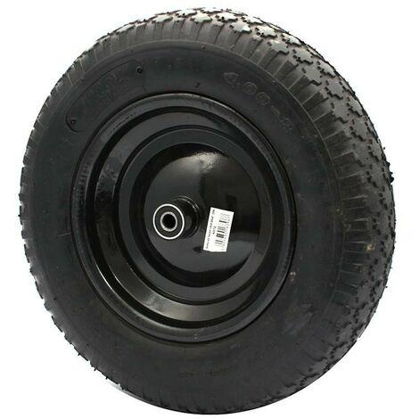 2PR brouette de roue pour pneumatique 380mm Axel +