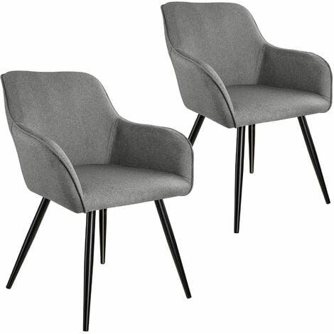 2x Accent Chair Marylin