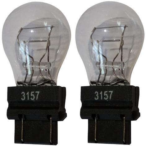 2x ampoule 12V 3157 W2.5x16Q P27/7W