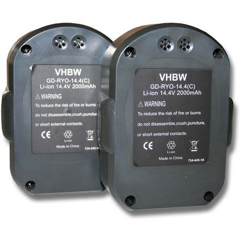 Akku für Staubsauger Irobot 564-5200mAh 14,4V Li-Ion GARES Marke