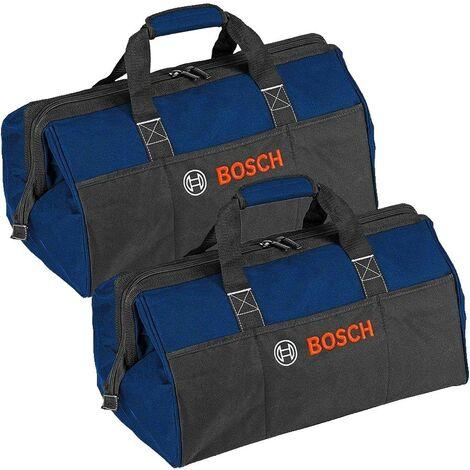 "main image of ""2x Bosch 1619BZ0100 Professional Heavy Duty Power Tool Bag 20"" 50x26x30cm"""