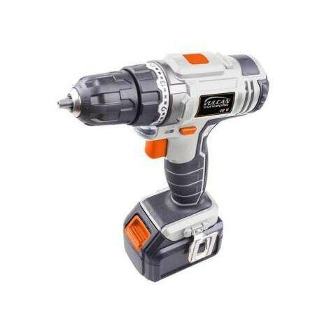 2x Drill 18V LI-ION Chargeur 3-5h Vulcain concept de VZV18C2