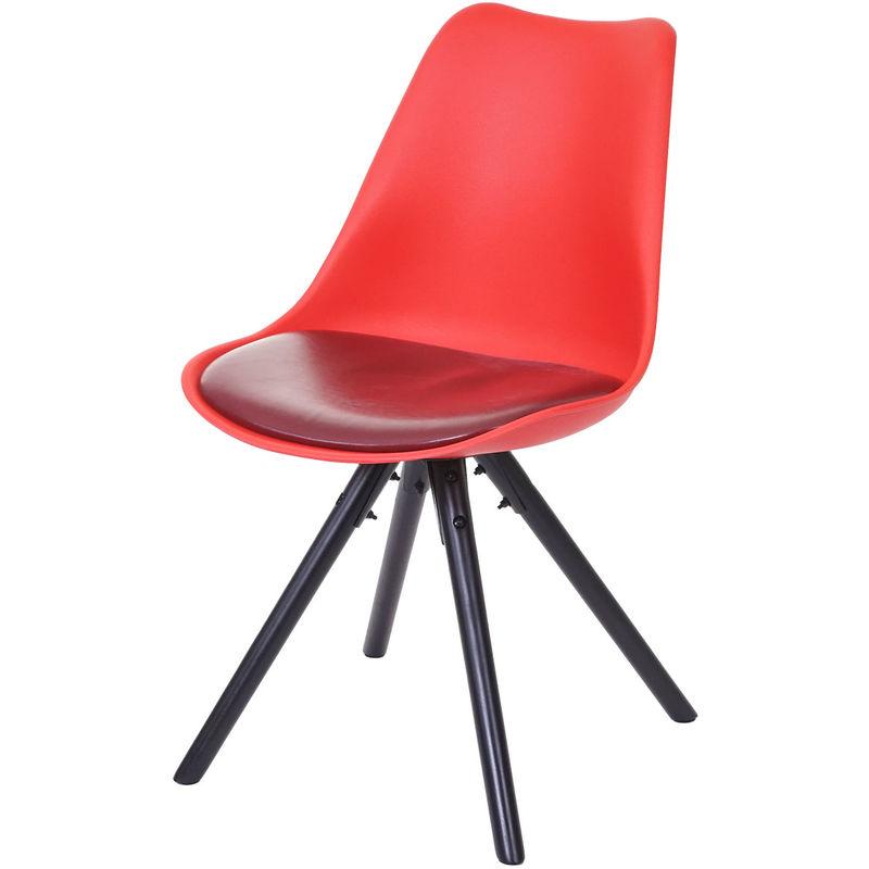 2x Esszimmerstuhl Vaasa T501, Retro Design