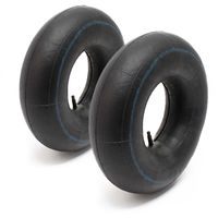 2x Inner tube lawn mower tyre 18x6.50/7.50/8.50/9.50-8 20x8.00/10.00-8