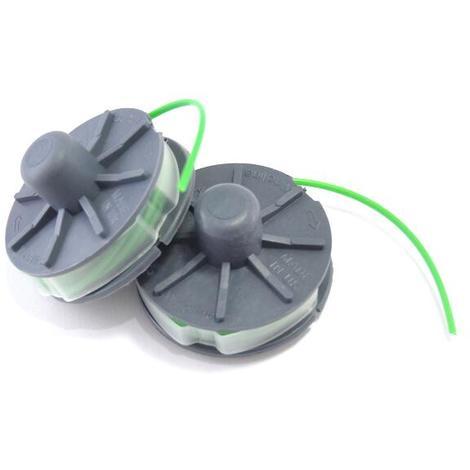 2x Spartacus Spool and Line To Fit Gardena PowerCut Plus 650/30 9811-20