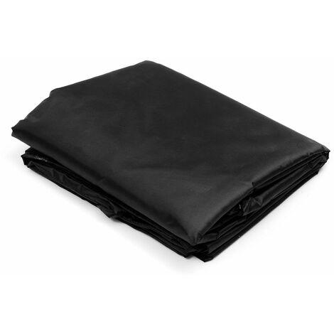 "main image of ""2X Waterproof L Shape Corner Sofa Garden Furniture Cover Patio Rattan Outdoor WASHING - Noir"""