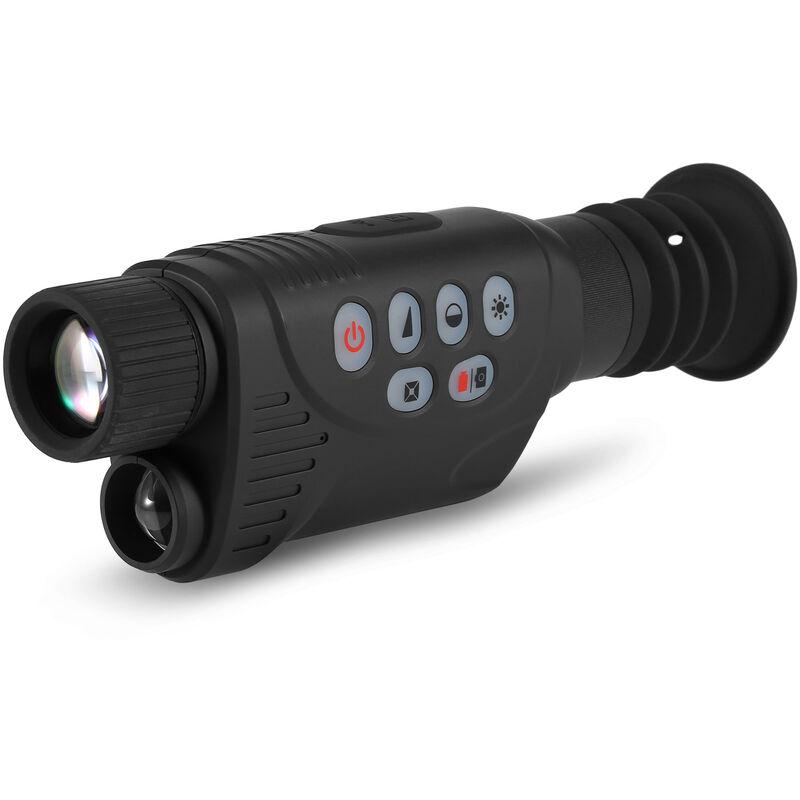 Wanney - 2x Zoom digitale Full Color Visione notturna Monoculare 1080P Video foto Wifi Nightshot Monoculare con 150 metri di distanza al buio per la